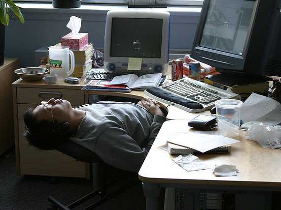 reasons most startups fail, the CEOs don't rest