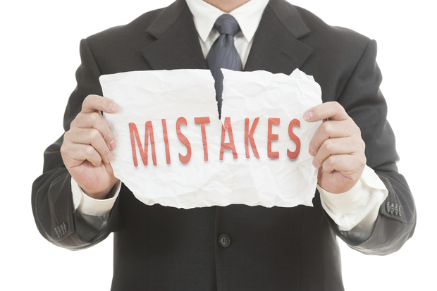 dumb business startup mistakes