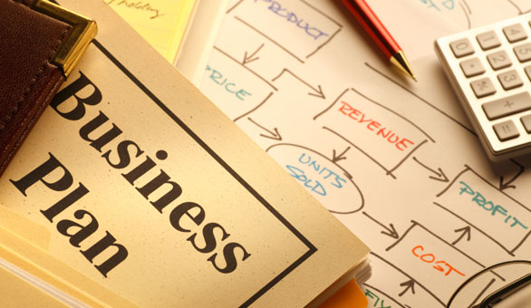 employee to becoming an entrepreneur, business plan