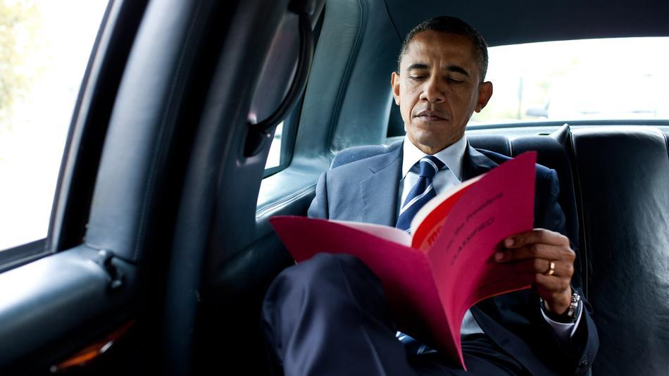 daily routines for success, reader obama