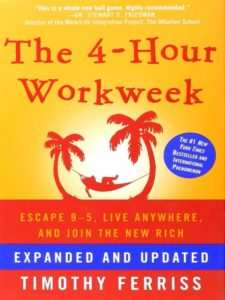 best business books to read before starting a business, the 4 hour work week