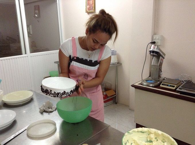 business ideas for busy students, cake baking