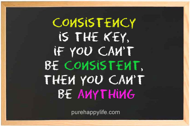 Business lessons bill gates taught me, consistency