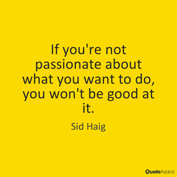 business lessons Bill Gates taught me, passion