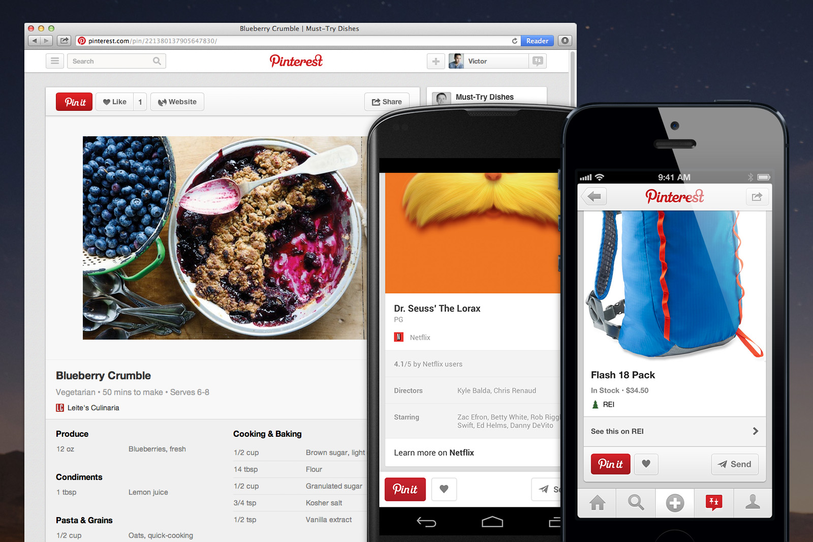 market your business with pinterest