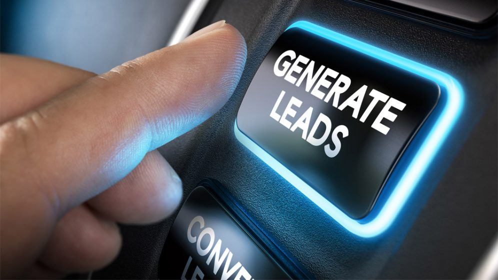 generate leads for small businesses